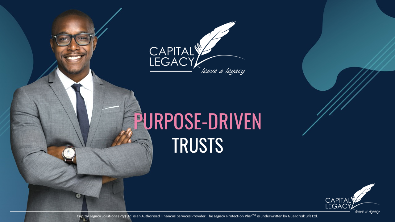 Purpose-driven Trusts 2020