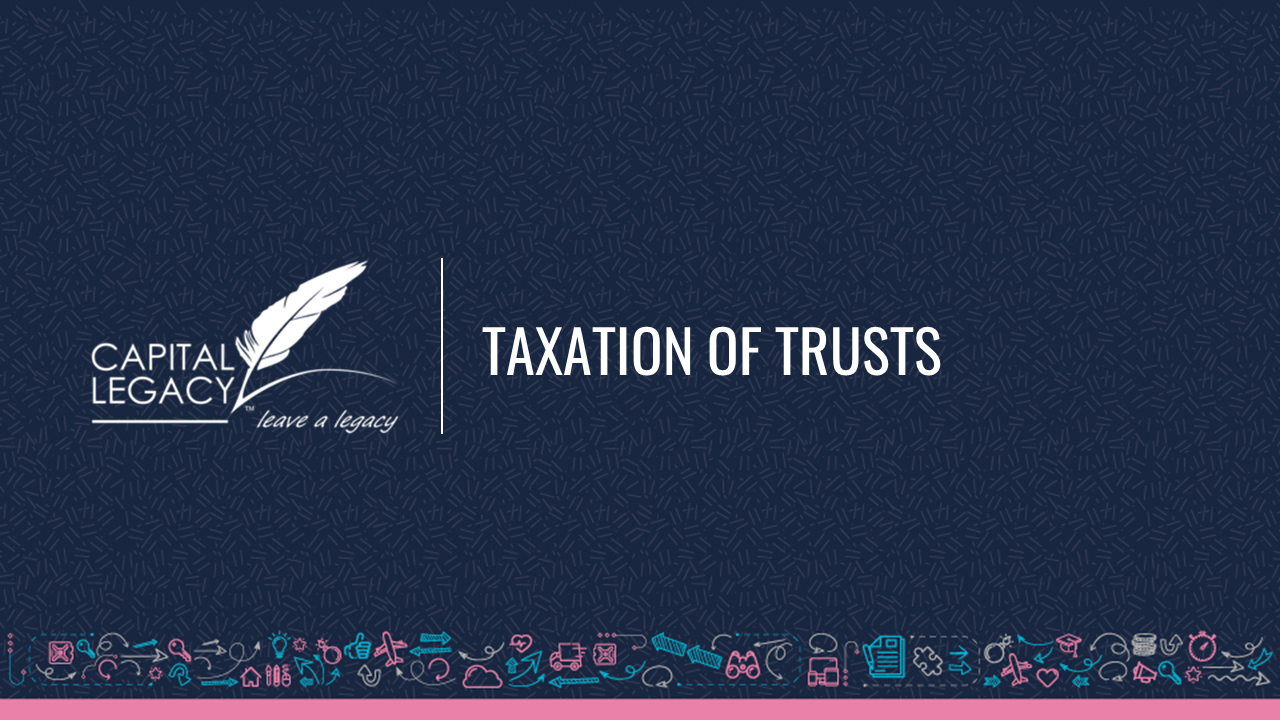Taxation of Trusts