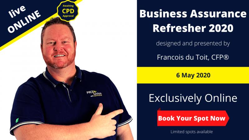Business Assurance Refresher 2020